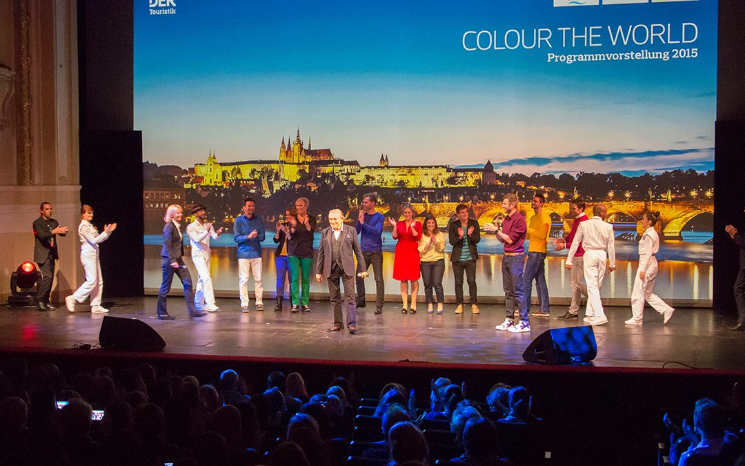 REWE Touristik Programmvorstellung Prag